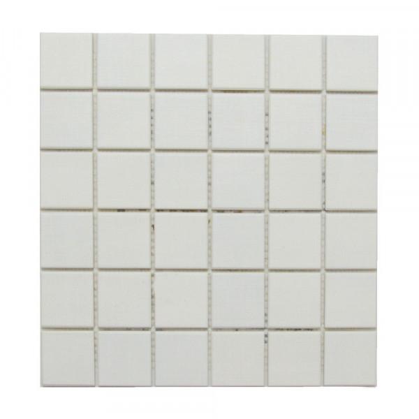 Mosaik Jasba E1129 6550h Highlands Wolkenweiss 30x30 Cm Jasba